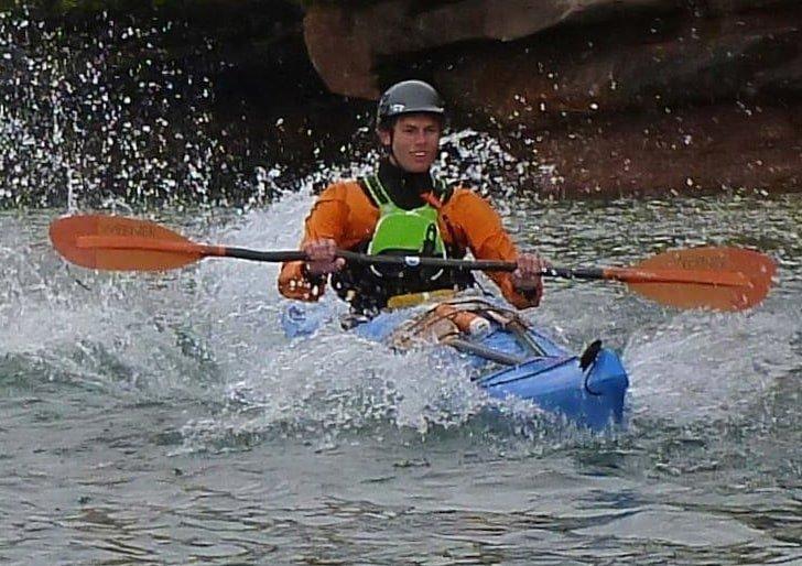 Jacob Korrey — My Power Of Water Story