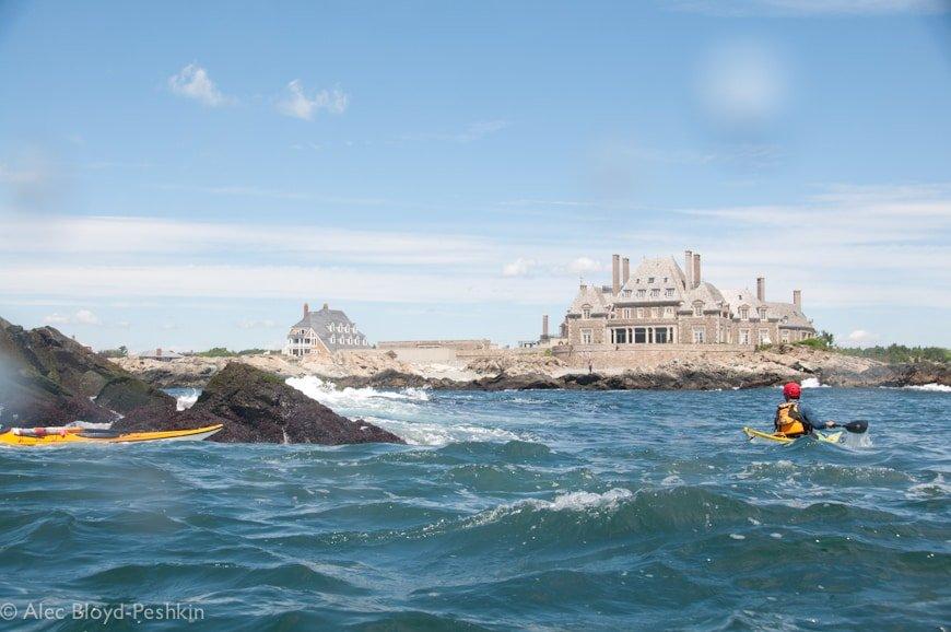 Rhode Island Ocean Skills Week Mansion