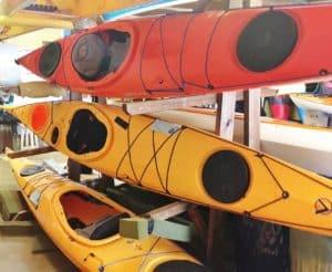 Venture Jura and Islay 14 sea kayaks