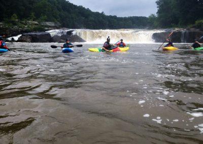 ohiopyle falls group