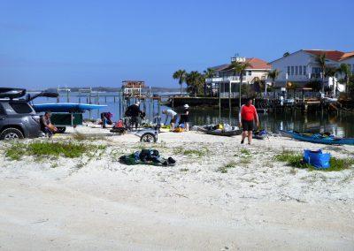 rattlesnake island kayak launch site