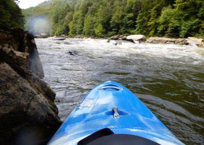 yough river rapid